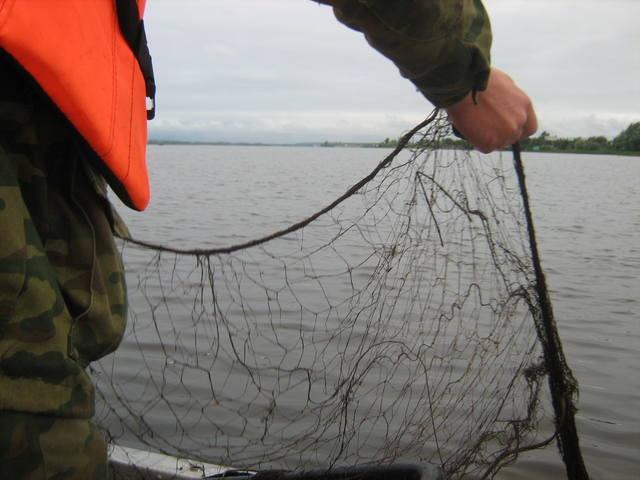 штраф за незаконную рыбную ловлю
