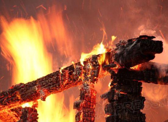 В Курске с начала года в пожарах погибли три человека